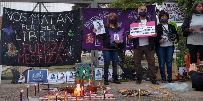 Marcharon en Cosquín a 11 meses del femicidio de Cecilia Basaldúa