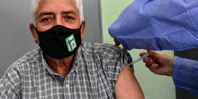 Frontera concluyó una nueva jornada de vacunación