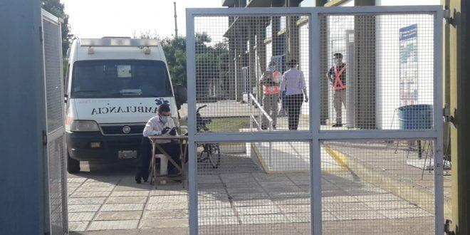 Intensa jornada de hisopados masivos en Morteros