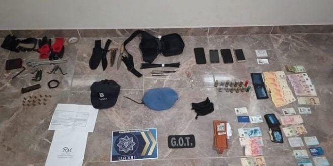Suardi: Tres policías bonaerenses detenidos por extorsión