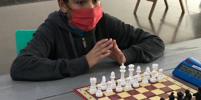 Se llevó a cabo el primer encuentro de ajedrez «Sabaditos»