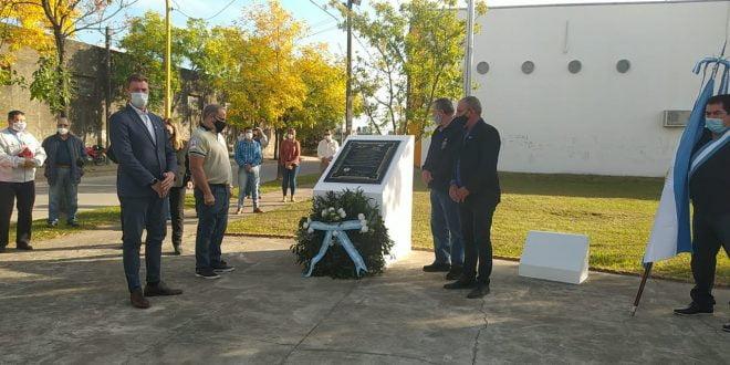 Se realizó el homenaje a los Héroes de Malvinas