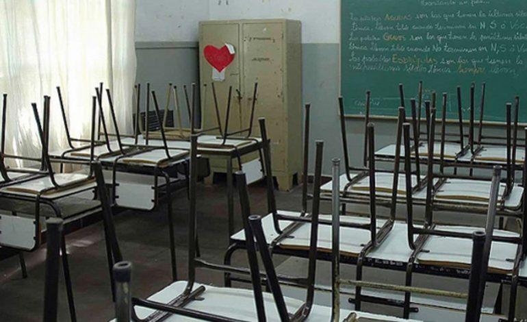 Cuarto día de paro de los gremios docentes en la ciudad de Buenos Aires