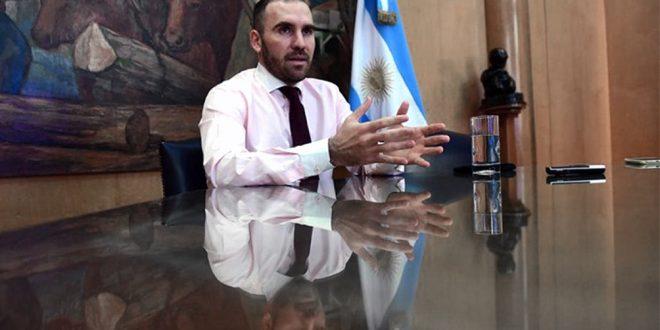Martín Guzmán se reunió 45 minutos con el papa Francisco en el Vaticano