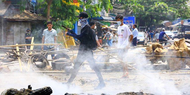 Myanmar: 82 manifestantes muertos en un solo día por la violenta represión