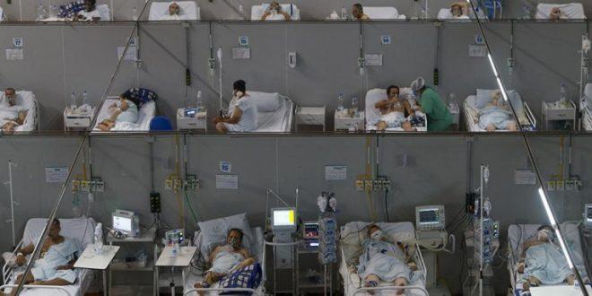 La pandemia se acelera y América Latina supera los 25 millones de casos