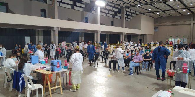 44 nuevos casos de coronavirus en la ciudad