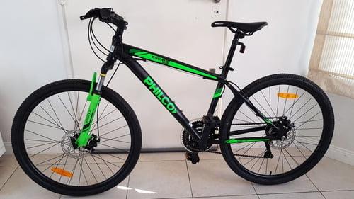 Detuvieron a un joven que había robado una bicicleta