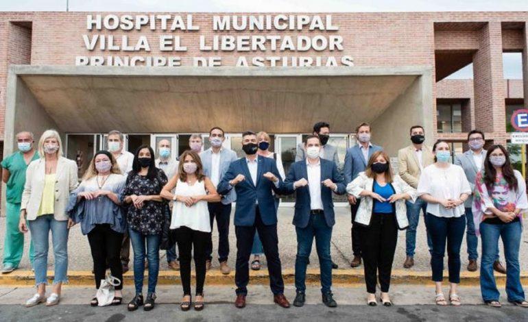 Políticos del oficialismo y la oposición se bajaron el sueldo y recaudaron $12 millones para comprar equipamiento médico