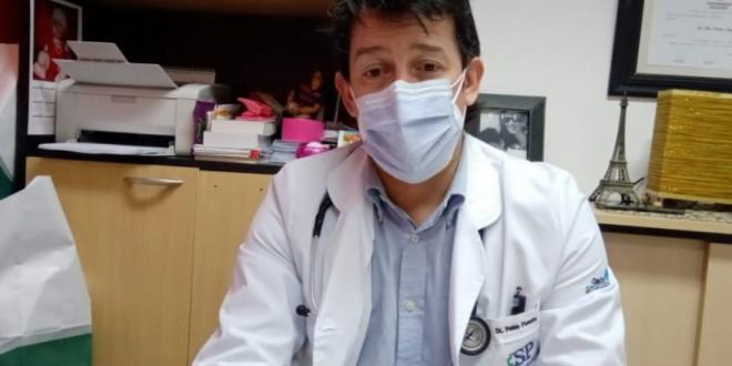 Inquietud en clínicas de Las Varillas por la alta ocupación de camas
