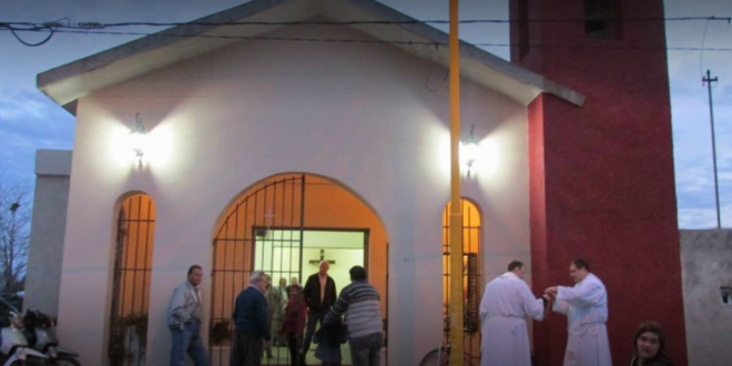 La Iglesia «Nuestra señora de Lourdes» dará una misa por las personas que sufren enfermedades respiratorias