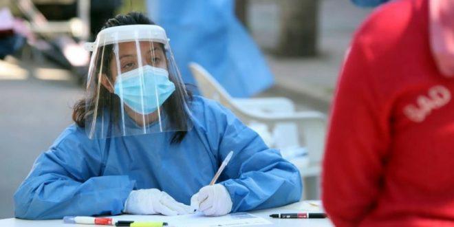 El COE informó 74 nuevos casos de Covid-19