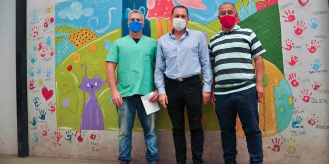El municipio pone en marcha la Campaña gratuita de vacunación antirrábica 2021