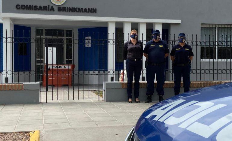 Concretan allanamientos en Brinkmann por un hecho de instancia privada y lesiones