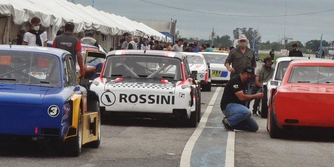 El Car Show Santafesino corrió la segunda fecha en Rafaela