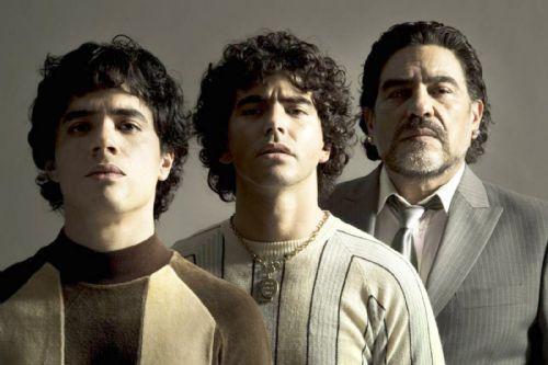 Amazon presentó el tráiler de «Maradona: Sueño bendito»