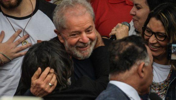 Con un mensaje a Lula, Fernández pidió el fin de «las arbitrariedades judiciales»