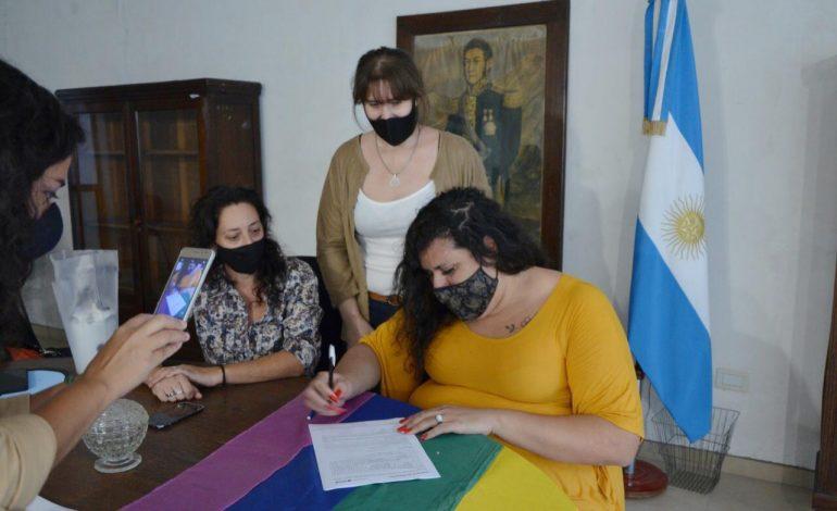 La Agencia Territorial Córdoba incorporó a su primera trabajadora trans