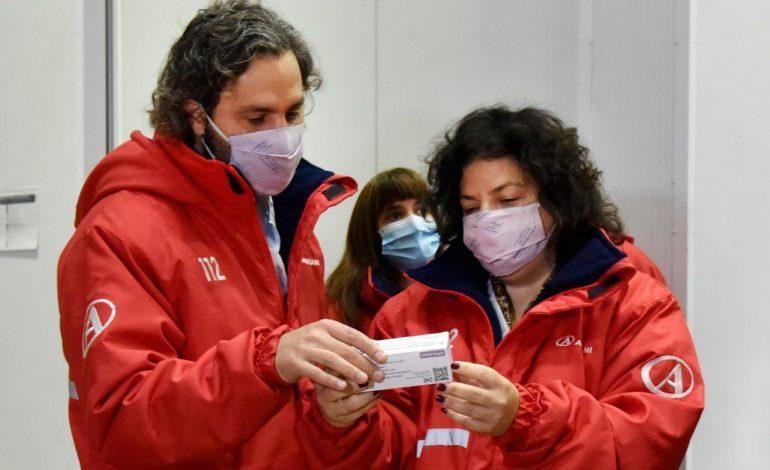 Vizzotti sobre las vacunas: «Tenemos contratos por casi 65 millones de dosis»