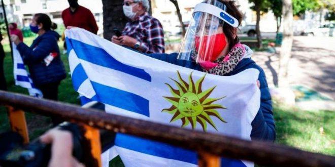 Segunda ola en Uruguay: récord diario de muertes y hospitales saturados
