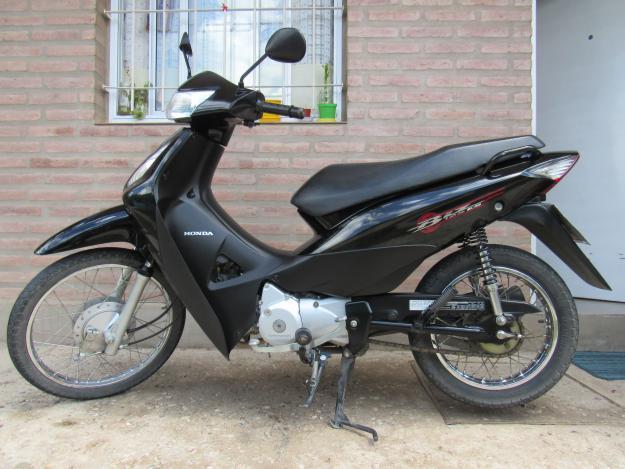 Recuperaron una motocicleta que fue robada el lunes