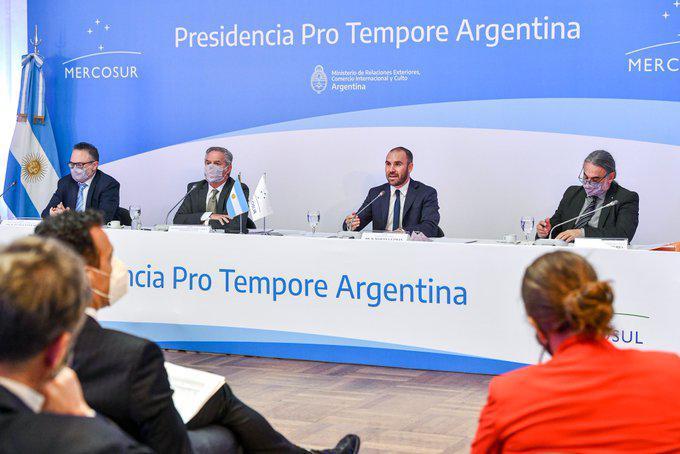 Argentina propuso al Mercosur una reducción del Arancel Externo Común