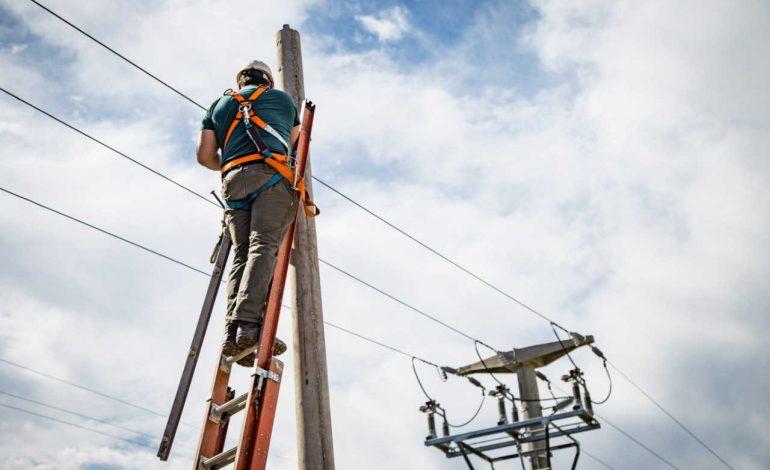 Por tareas de mantenimiento, habrá cortes de energía eléctrica