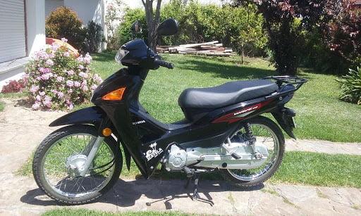 Recuperaron una motocicleta que había sido robada