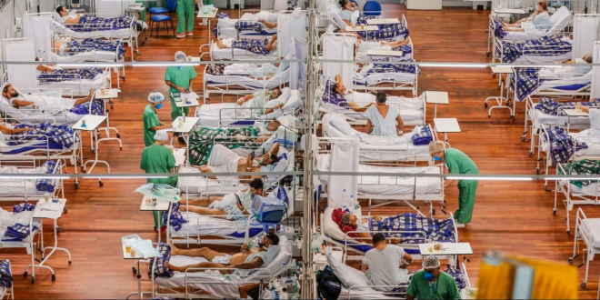 """La Organización Panamericana de Salud alertó sobre las """"preocupantes"""" cifras de contagio en Sudamérica"""