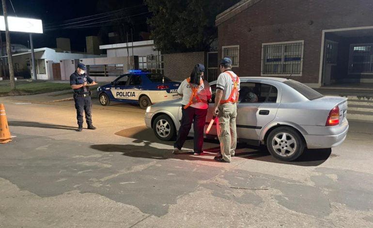 El Municipio de Brinkmann y la Policía realizaron controles