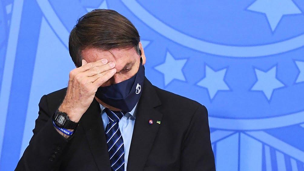 Bolsonaro en picada: solo uno de cada cuatro brasileños aprueba su gestión