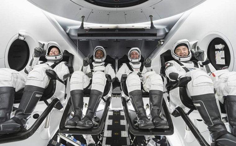 Regresa a Tierra la nave espacial Crew-1 Dragon Resilience
