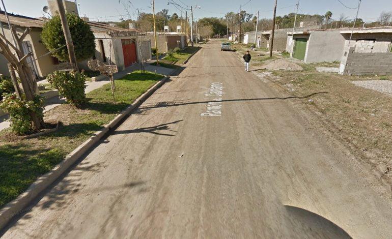 Un hombre denunció que una moto efectuó disparos a su vivienda