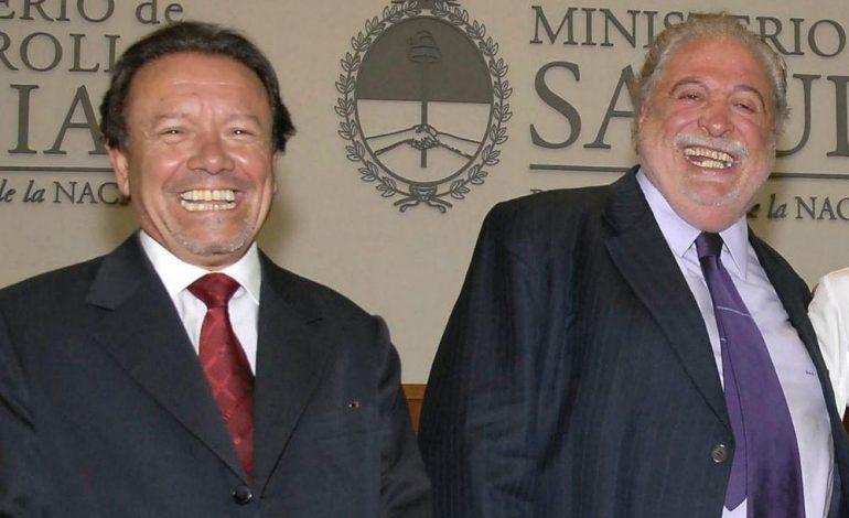 Murió el Superintendente de Servicios de Salud, Eugenio Zanarini