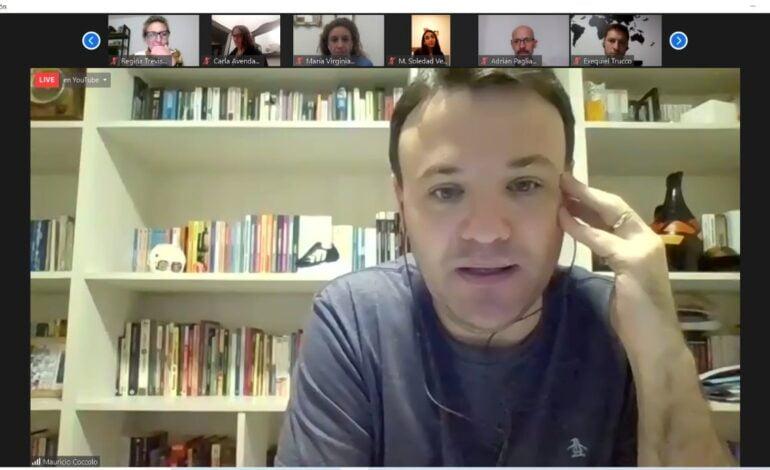 Mauricio Coccolo disertó sobre «Los Desafíos del Periodismo Deportivo en la Era Digital»