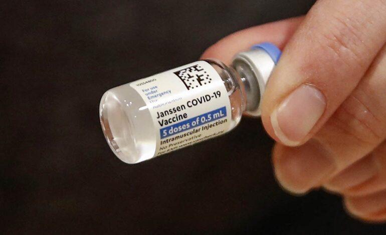 Millones de dosis de la vacuna de J&J serán descartadas tras un error técnico