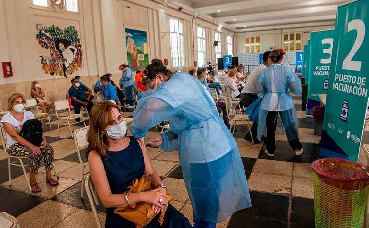 Córdoba superó el millón de personas vacunadas