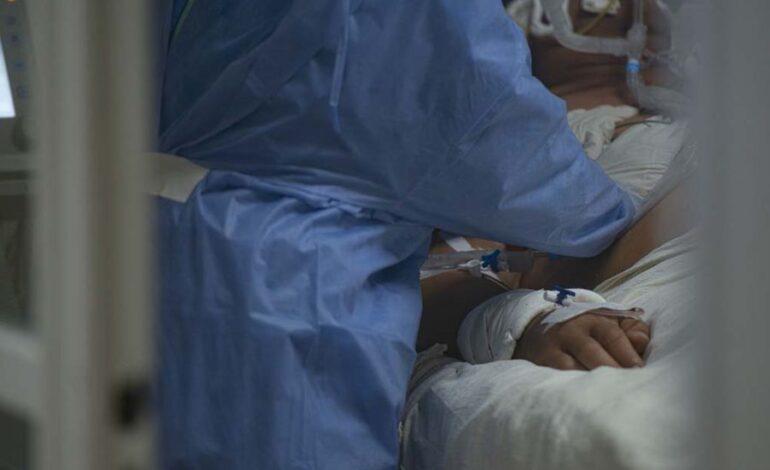 Tránsito: es delicado el estado de salud de una enfermera de 39 años por Covid-19