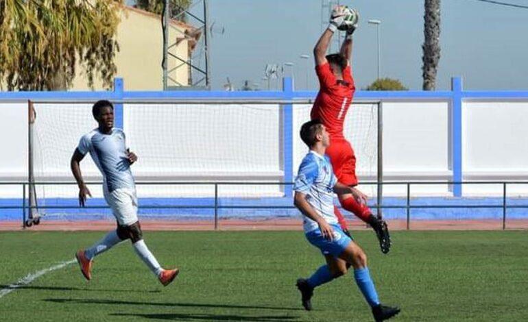 Juan Martín Berardo de Arroyito fue elegido mejor portero de la temporada en el fútbol español