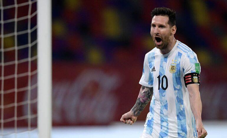 ¡Siempre cumple! Argentina trabaja con la mira puesta en Bolivia y Messi estaría presente