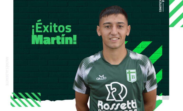 De Sportivo al fútbol de primera: Argüello fue cedido a Godoy Cruz