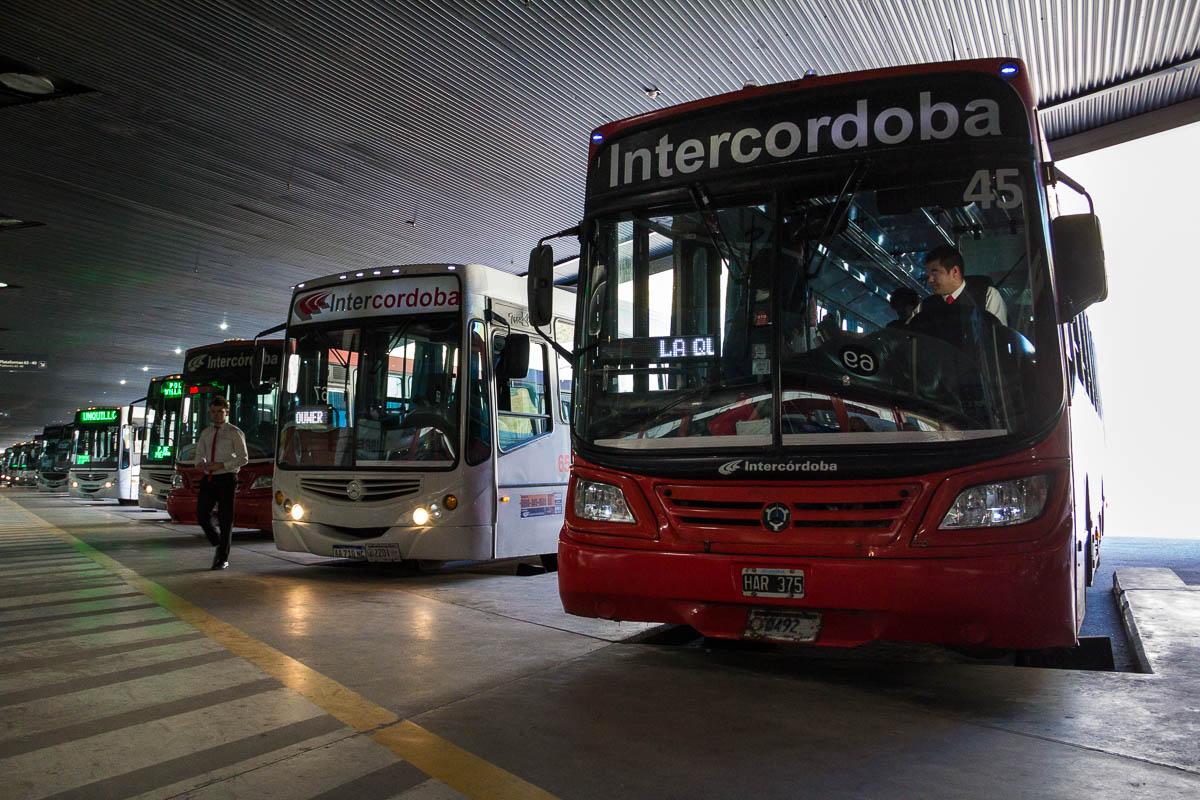 La tarifa del transporte interurbano subió un 12% desde este miércoles