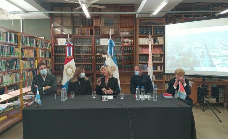 Lanzaron el concurso literario «Tito» Lamberti