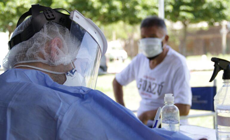 El COE informó 22 nuevos casos de coronavirus
