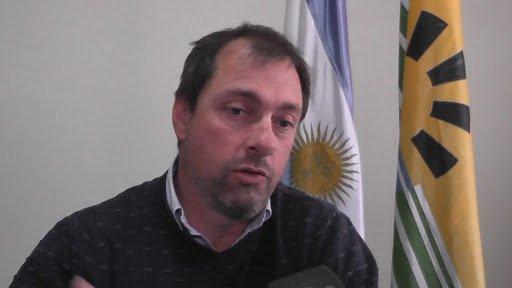 El intendente de Sacanta se quejó por la falta de personal de policía en las pequeñas localidades