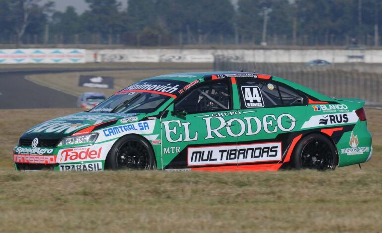 La pole de la Clase 3 del TN fue para Mariano Werner