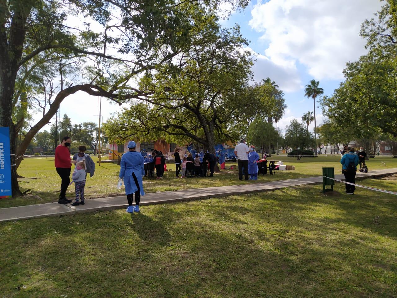 Operativos Identificar: el viernes estarán en la Plaza Vélez Sarsfield