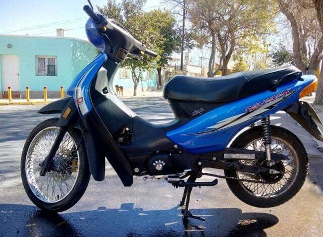 La Policía recuperó una motocicleta