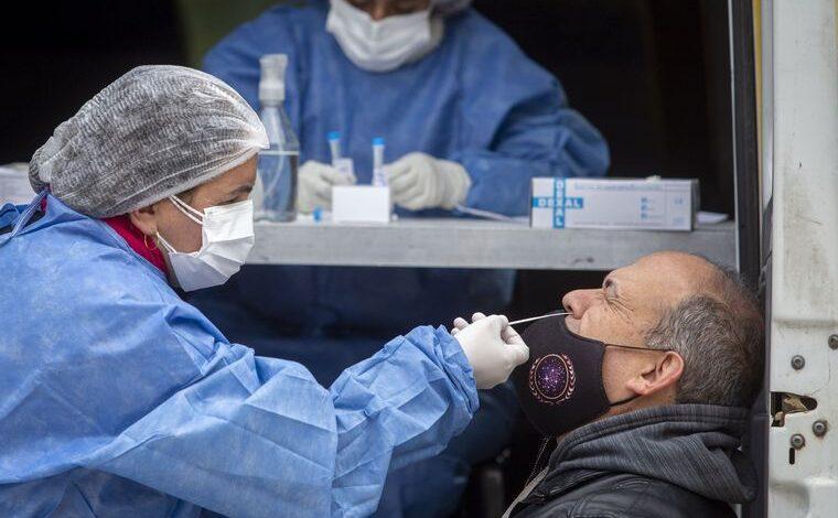 Jornada sin casos positivos de coronavirus en la ciudad