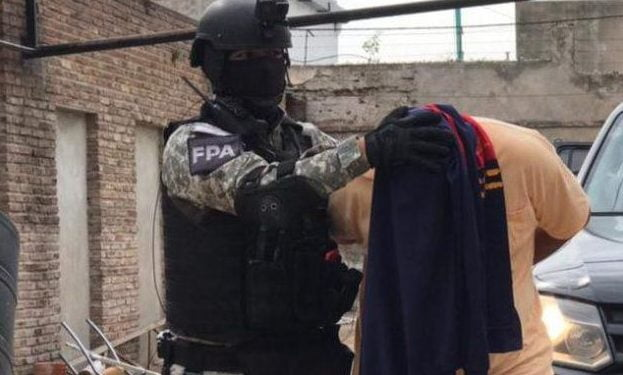 La FPA detuvo a un hombre con pedido de captura por robo
